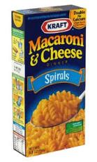 Kraft Mac & Cheese box
