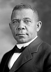Booker T. Washington. Wikipedia