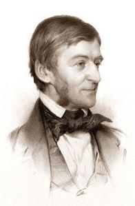 Ralph Waldo Emerson, via Wikipedia