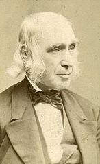 Bronson Alcott - again, older than when Thoreau knew him. New York Public Library, via Wikimedia Commons