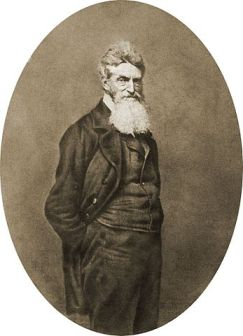 John Brown in 1859. Wikimedia Commons
